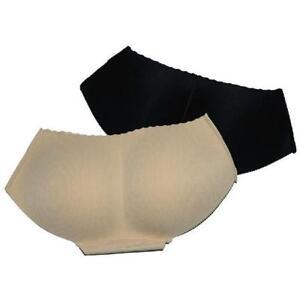 b85f7f278 Sexy Butt Hip Enhancer Padded Seamless Panties Bum Booty Booster Pad ...