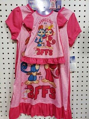 Fingerlings Girls Nightgown