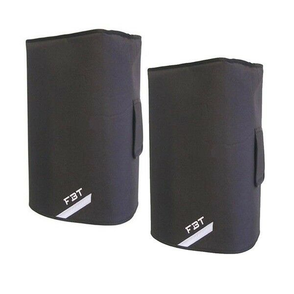 2 x FBT V 38 Padded Slip-On Speaker Cover Transport Bag for FBT J Series 15 12