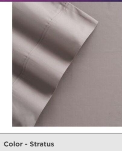 King size Grey Tan Blue New Columbia cooling sheet set