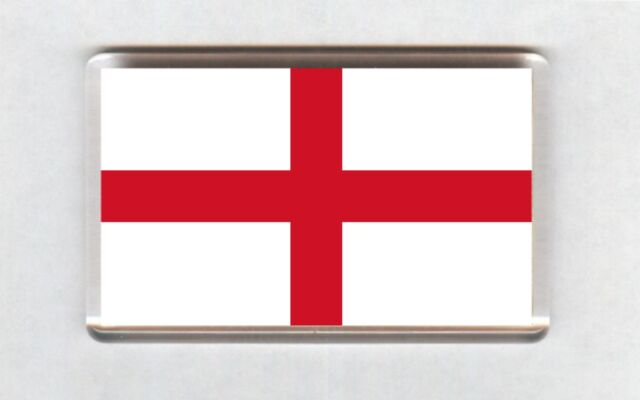 England Flag Fridge Magnet