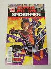 Spider-men #1 2nd Print Miles Morales Meets Peter Parker Variant Marvel 2012 NM