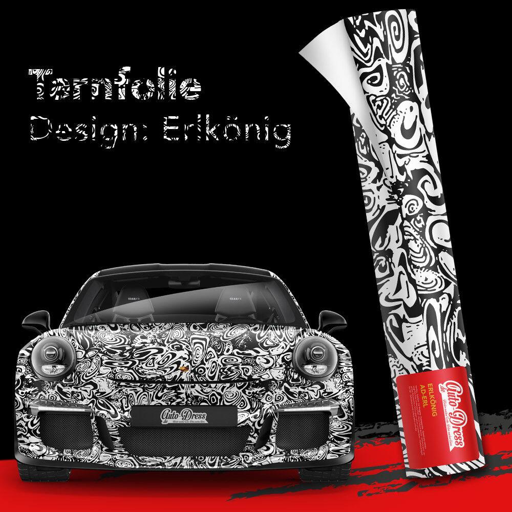 Un Mulet Bulles Prototypen-Folie Car-Wrapping Tarn-Folie, Bulles Mulet Fahrzeug-Folierung 0bb0c1