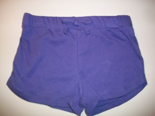 $1.00 Ship New With Tag. WonderKids Infant /& Toddler Girl/'s Basic Knit Shorts
