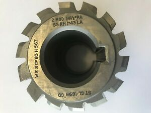Gear-HOB-Manufactured-by-W-E-S-83-H-567-14-5-PA-2-MOD
