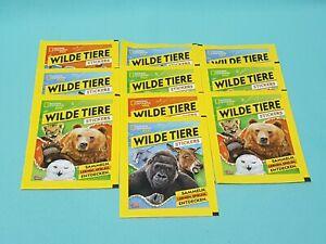 National-Geographic-Topps-Wilde-Tiere-Animals-10-Tuten-50-Sticker