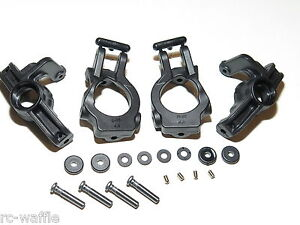 TLR04003 TEAM LOSI RACING 8IGHT 4.0 BUGGY 15 CARRIERS KNUCKLES KING PINS SET