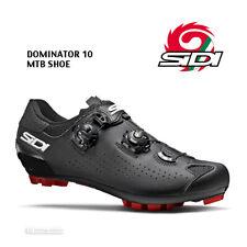 Shoe SIDI MTB Frost Gore Color Black Yellow Size 45