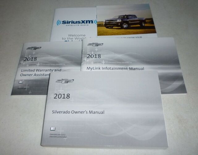 July 2018 Manual Guide