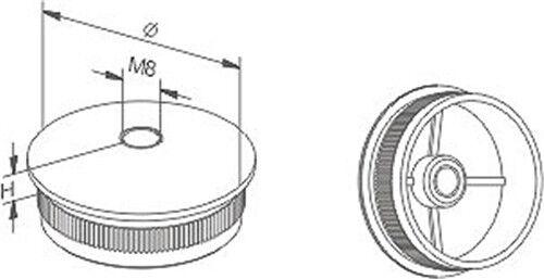 """35cm Sägenspezi Führungsschiene Drive 3//8/""""P 52TG 1,3mm passend für Solo 613"""