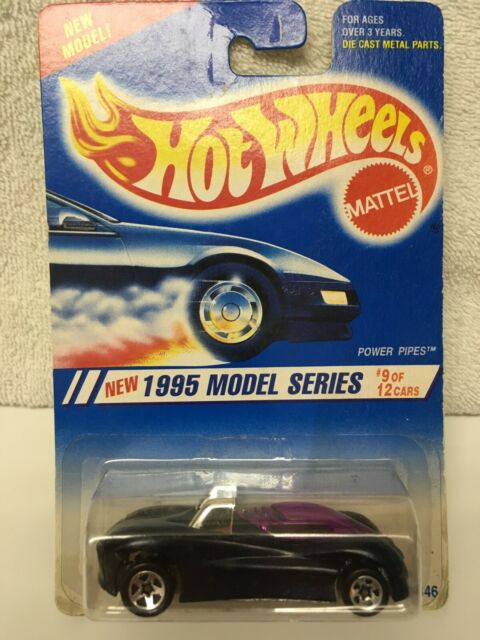 1998 Hot Wheels #349 Power Pipes