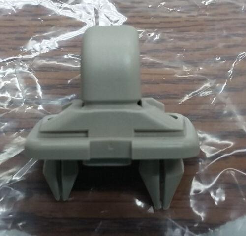 2009 to 2012 Audi A4 Genuine Factory Sun Visor Clip 8U0857562AY22 Beige
