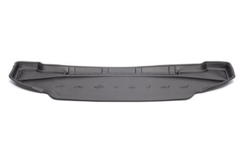 Premium Tappetino Vasca Tappetino bagagliaio per Kia Carens IV 7 seggi anno fabbricazione 2013