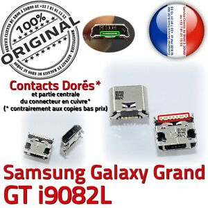 ORIGINAL-Samsung-Galaxy-Grand-GT-i9082L-Connecteur-charge-Micro-USB-Prise