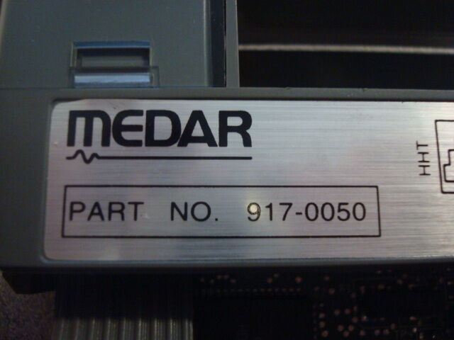 Medar 917 0050 SLC 500 Weld Module
