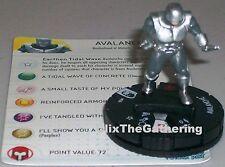 AVALANCHE #004 X-Men Days of Future Past DOFP Marvel HeroClix