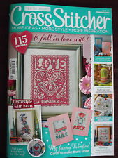 Cross Stitcher Issue 314 Free Colour Pop Earrings Kit M