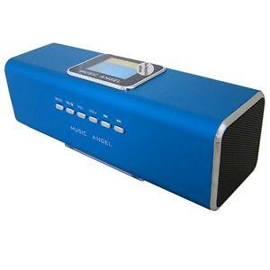 my sound powerbass radio wecker musikbox mit usb mp3. Black Bedroom Furniture Sets. Home Design Ideas
