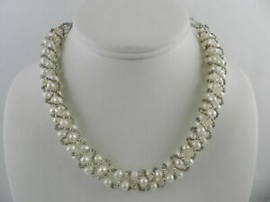 032f641a4 Image is loading Macy-039-s-Cultured-Freshwater-Pearl-Necklace-4mm-
