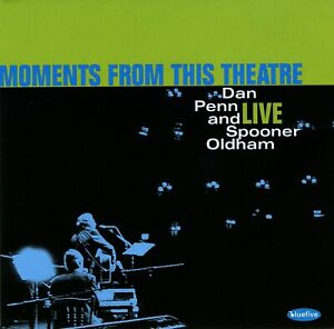 Dan-Penn-amp-Spooner-Oldham-039-Moments-From-This-Theatre-039-live-1998-CD-new-sealed