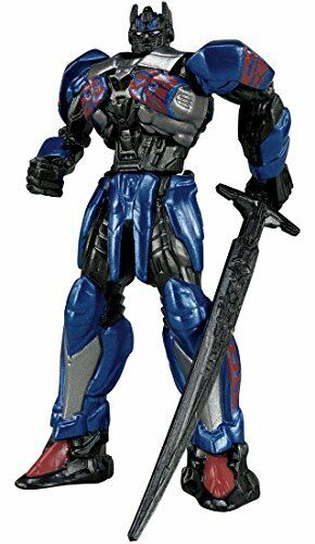 Metal Figure Collection Transformers The Lat Knight Ver. Optimus Prime 78mm