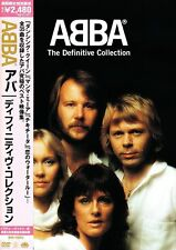 ABBA The Definitive Collection DVD OOP from Japan with Obi Strip