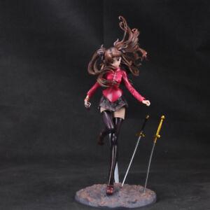 89f2112019a4 1 6 Anime Fate Stay Night UBW Tohsaka Rin Painted GK Figure Sexy ...