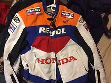 Joe Rocket Ballistic Honda Repsol Limited Edition Motorcycle Jacket men's Medium