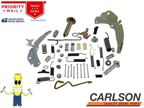 Complete Front Brake Drum Hardware Kit for Chevy Impala 1963-1970 ALL