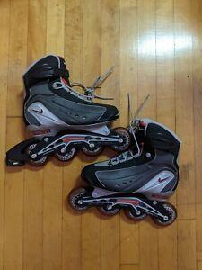 ganso alto talento  Nike N-dorfin 4 Patines En Línea Roller Blades Max Air nosotros tamaño 7  Rollerblade en línea | eBay