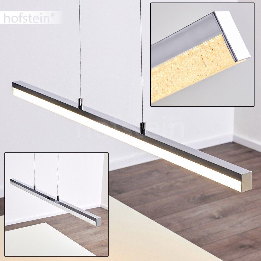 Moderne LED Design Hänge Pendel Leuchte Lampe Küche Ess Tisch Wohn Zimmer Wohn