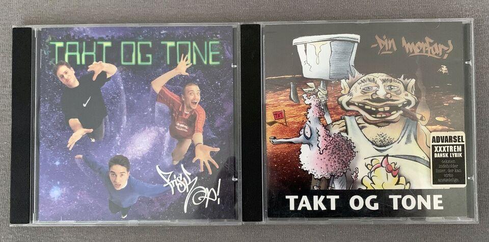 Takt og Tone: Frisk Op!, hiphop