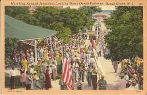 Ocean-Grove-NEW-JERSEY-Marching-Parade-Religious-Resort