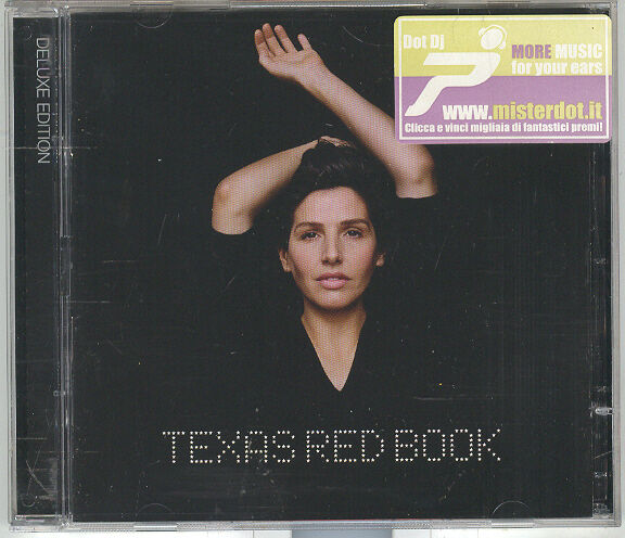 TEXAS - RED BOOK - DELUXE EDITION CD+DVD (COME NUOVO)