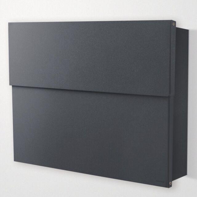 Briefkasten Letterman XXL 2 Radius Design Anthrazit günstig kaufen ...