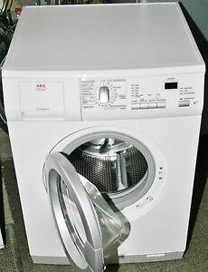 aeg lavamat 54849d 1400u pm effizienz 6kg a a b top preis qualit t service ebay. Black Bedroom Furniture Sets. Home Design Ideas