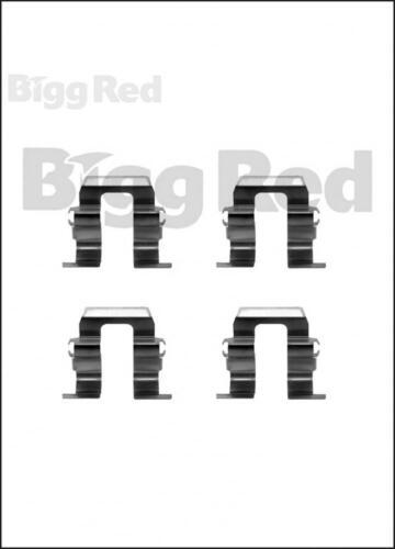 Rear Brake Caliper Pad Fitting Kit for Subaru Impreza /& Legacy H1259
