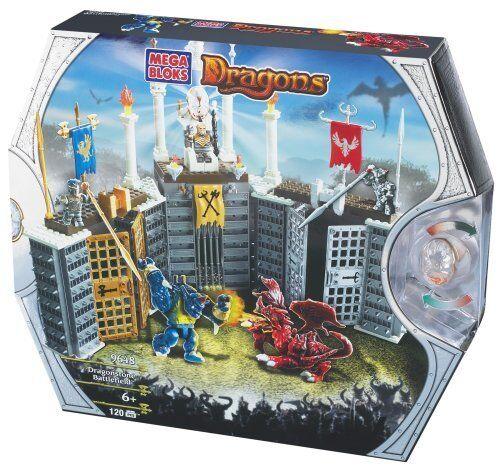 Mega Bloks Dragons – Dragonstone Battlefield