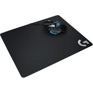 Logitech Cloth Gaming Mouse Pad Black