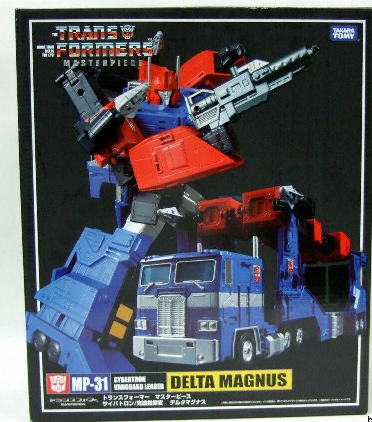 Transformers Takara Masterpiece MP-31 Delta Magnus (Diaclone Ultra Magnus) new