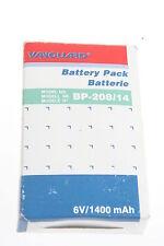 Vanguard BP-208/14 NiCD Videoakku 6 Volt/1400mAH für JVC NEU!