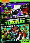 Teenage Mutant Ninja Turtles Season 2 Volume 3 & 4 DVD 5014437196538
