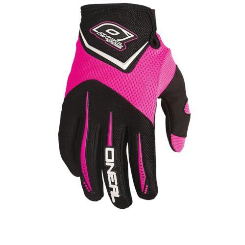 ONeal Element Damen Handschuhe Pink Moto Cross MX DH MTB Women Mountainbike DH