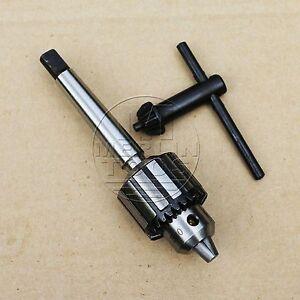 Drill-Chuck-0-5-to-6-5mm-No-1-Morse-Taper-MT1