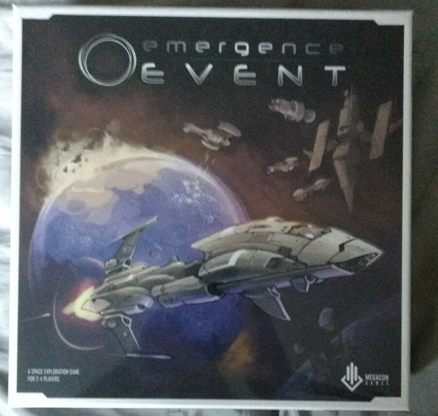 5x Emergence Event Neu Brettspiel