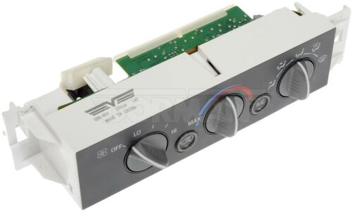 OE Solutions 599-007 Electronic Climate Control Module   Dorman