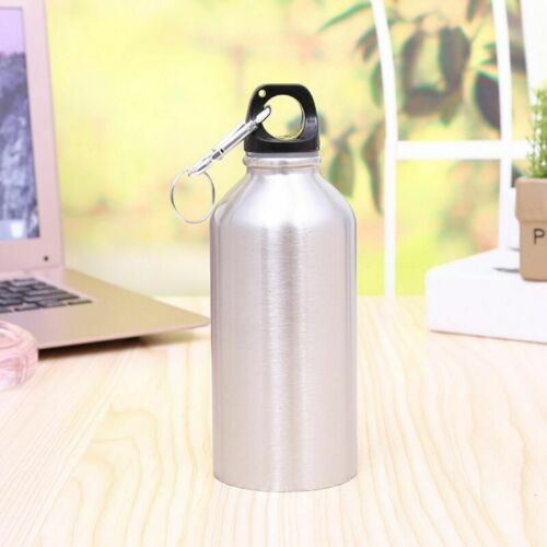Stainless Steel Camping Water Flask Bottle Outdoor Cycling Bicycle Sports Drink