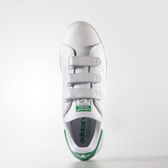 competitive price 10db3 9059e New Adidas Original Donna Stan Smith CF CF CF S75187 WhiteGreen 5.0 - 8.0  ...