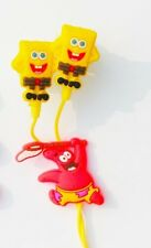 Earphones Spongebob Style 3.5mm in ear Headphone