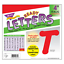 thumbnail 1 - Red 4-Inch Italic Upper/Lowercase Letters - Classroom Displays, Notice Boards